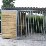 Kennel model Lago 3x1,5 meter III